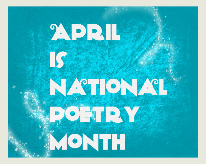 National Poetry Month Challenges Plus