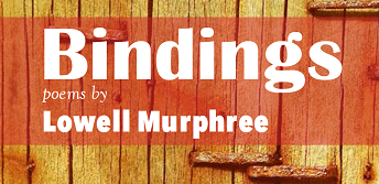 BIndings, by Lowell Murphree (click on the photo to donate to Jamie's fund)